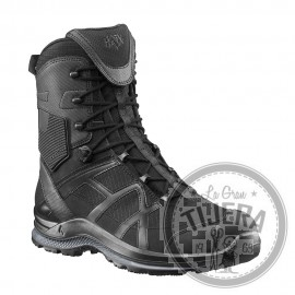 330004 HAIX BLACK EAGLE Athletic 2.0 T high / black / Side Zipper. bota policia