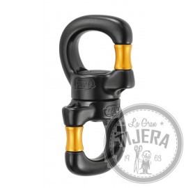 P58 SO SWIVEL OPEN PETZL anclaje